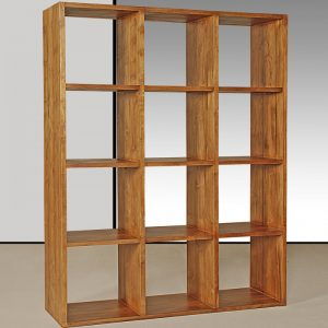 Compartment Book Case 12 shelves BC-1001