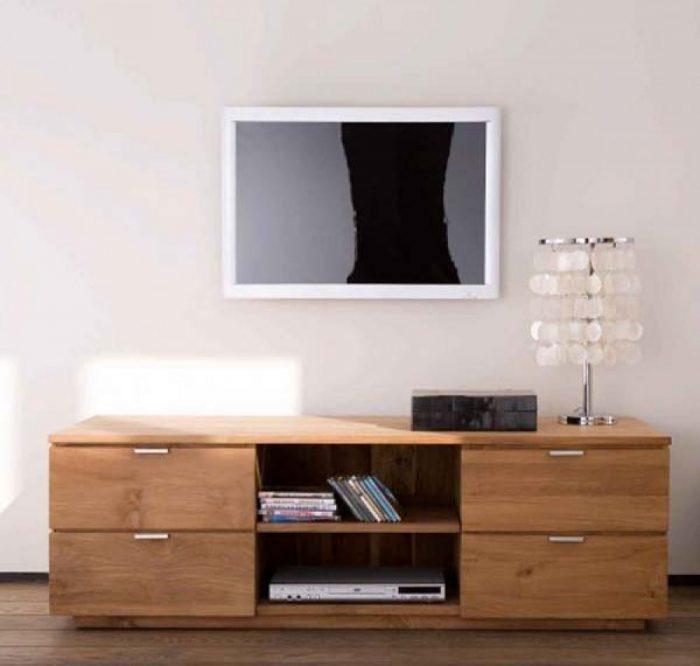 modern teak tv cabinet