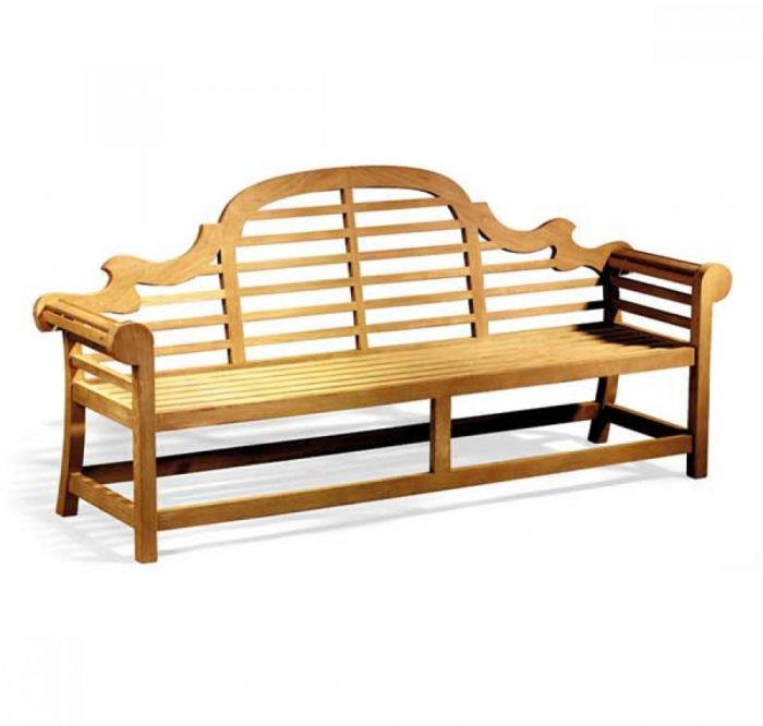teak outdoor garden bench