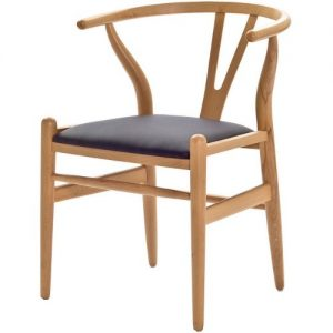 vintage teak dining chair