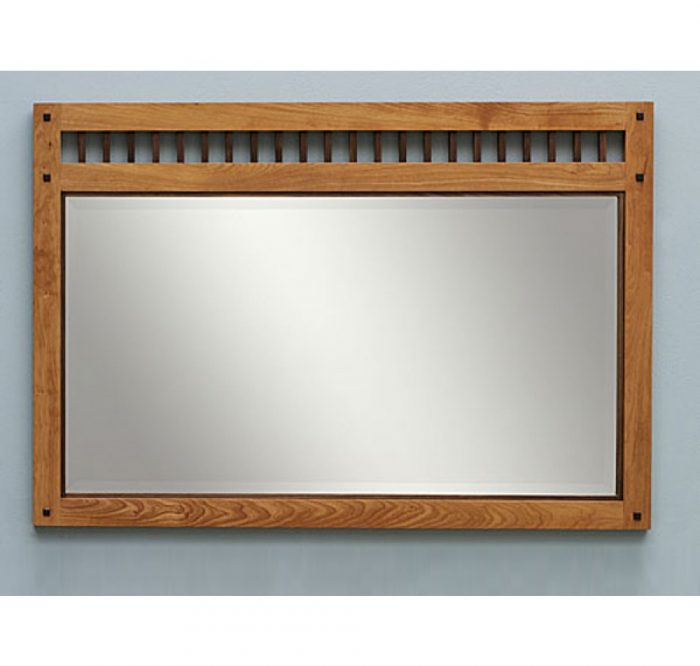 teakwood mirror frame