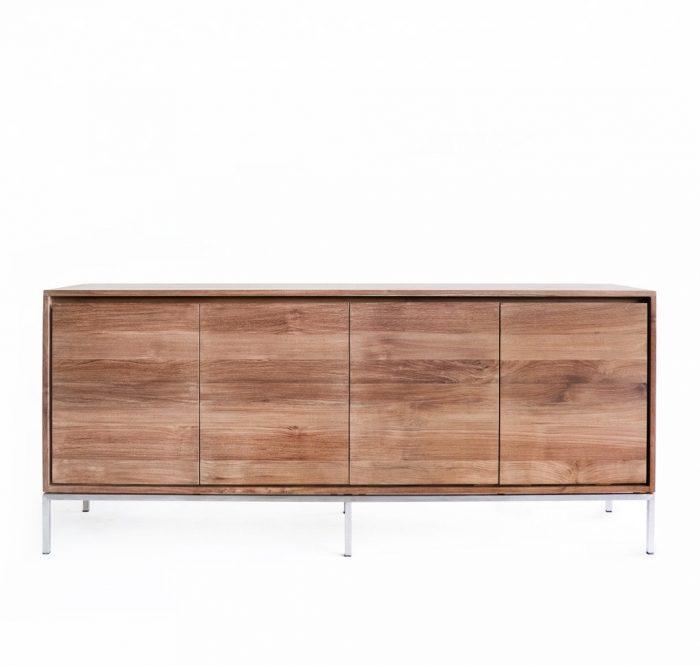 teak sideboard