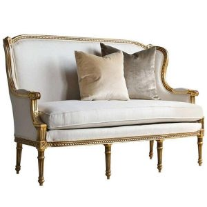louis french sofa