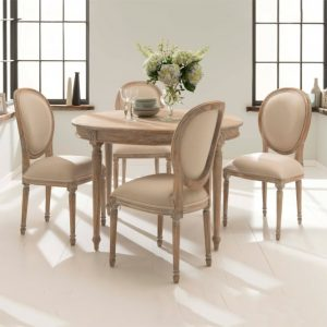 french luxury dining set