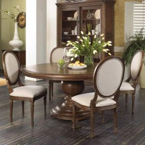 oval dining set kl