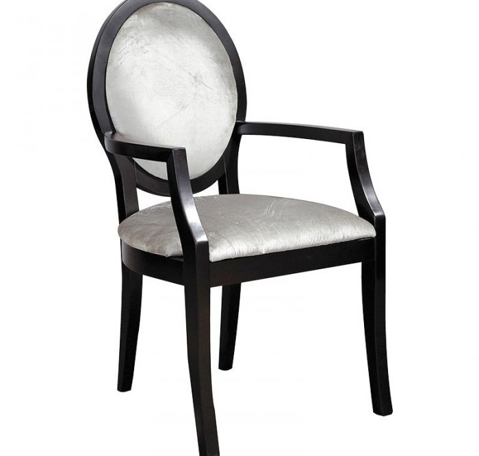 Oval French Dining Chair