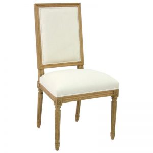 Louis French Country Chair