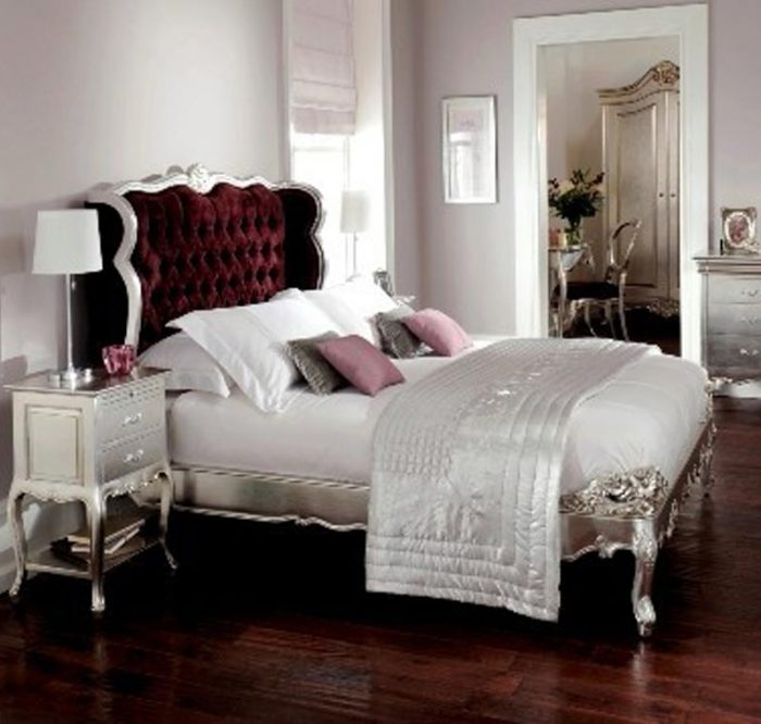 french luxury bed